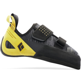 Black Diamond Zone - Pies de gato - amarillo/gris